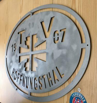 Artikelbild: Der Abteilungsleiter Fußball des TV Hoffnungsthal stellt sein Amt zur Verfügung. Die Suche nach einem Nachfolger fängt jetzt an.