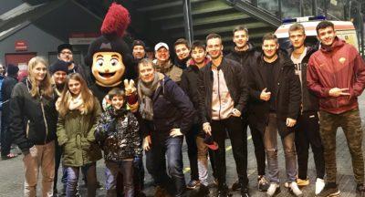 Artikelbild: Weihnachtsausflug der Jugendtrainer zur Viktoria