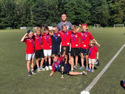 Artikelbild: E1 gewinnt Turnier beim FC Bensberg