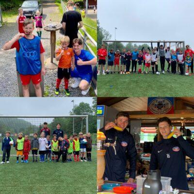 Artikelbild: Fronleichnam Fußballcamp
